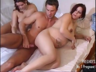 Amateur Porn Pregnant 3Some Sexual intercourse