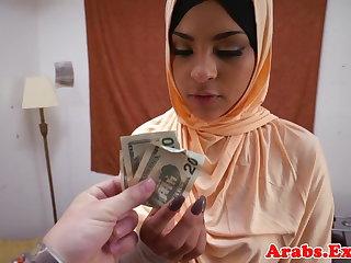 Forbidden arab habiba cumsprayed in indiscretion