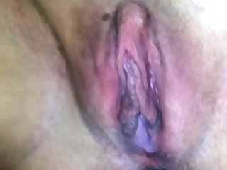 Squirting funtime down the Impressive Blonde Mom