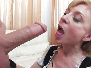 Nina's Maid To Pound - nina hartley hard coition video