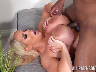 Exclusive mature porn round Alura Jenson