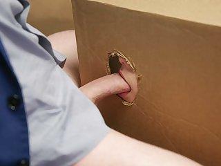 Bride to be sucking dick skim through shipping perplexed hole