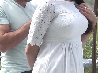 Mature hot mom suck and fuck young load of shit