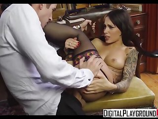 XXX Porn video - Sherlock A XXX Parody Jeopardize 1