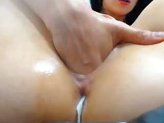Some meticulous close up pussy fingering sliding on here plus this slut is nasty