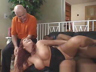 Husband Enjoys Watching Wifey Fuck