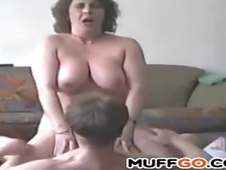 Busty Matured Gets Shagged In Front Of Webcam