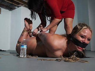 Escape Challenge BDSM subjugation