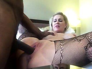 Black Interracial Lingerie Leather Sex Hardcore
