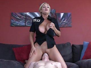 Tyler Faith Dam Cop