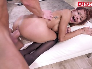 LETSDOEIT - Veronica Leal - Insane Anal There Colombian Petite Bombshell And Thick Load of shit
