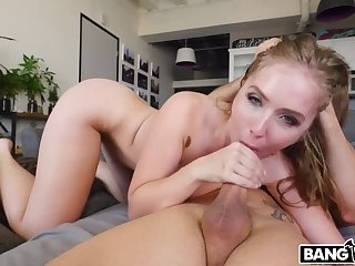 Lena Paul has the plumber clean her pipes